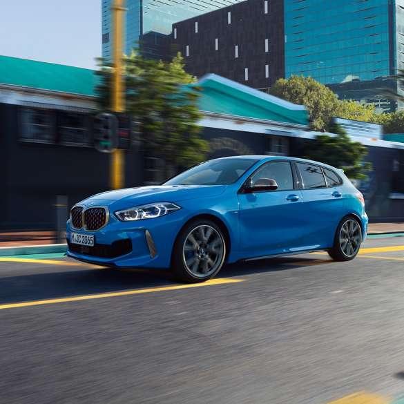 Bmw 1 Series: BMW 1 Series : Highlights