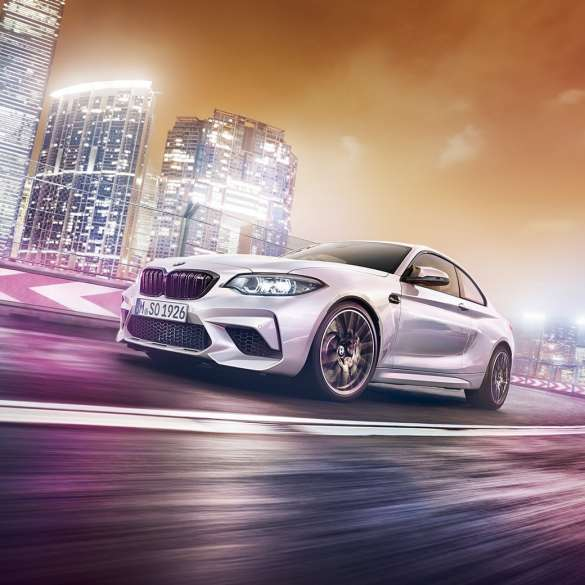 BMW M2 Competition : Highlights