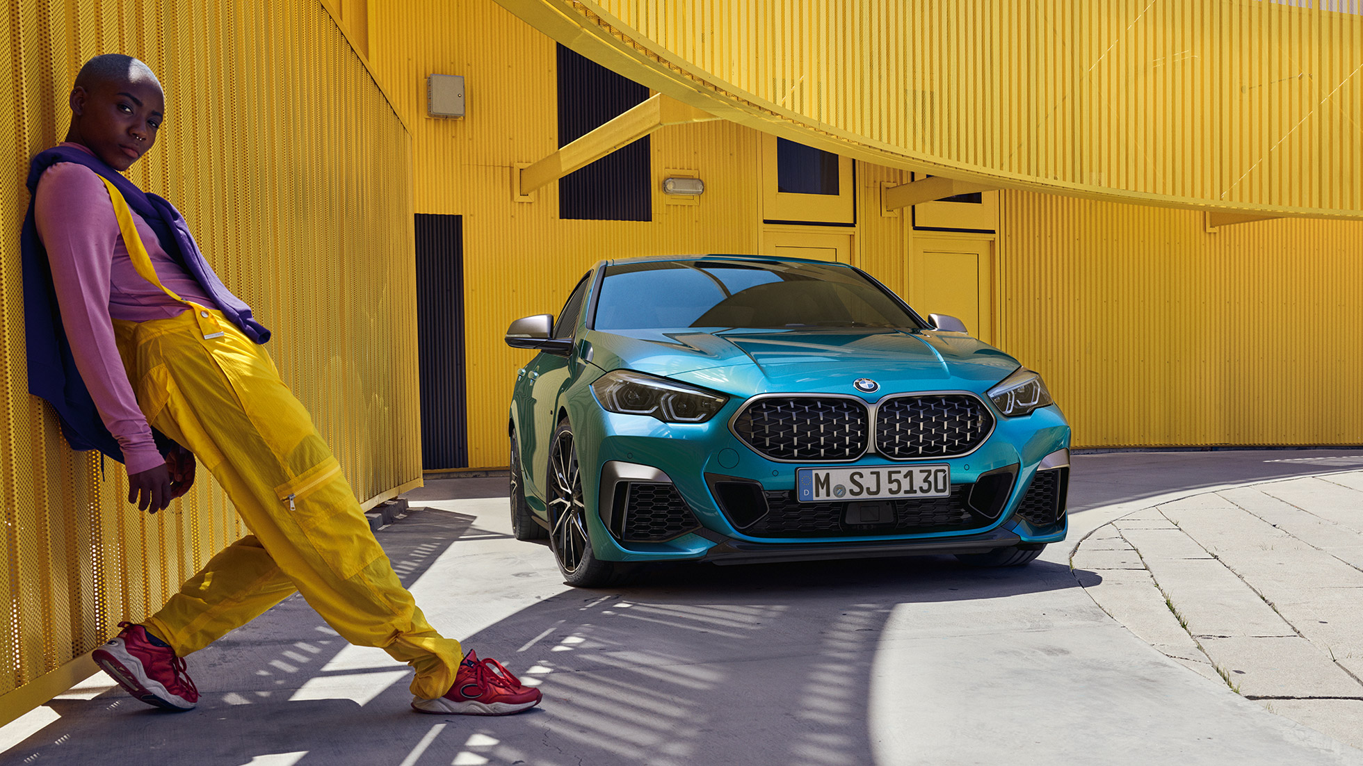 Bmw 2 Series Gran Coupe Highlights New Vehicles Bmw Uk
