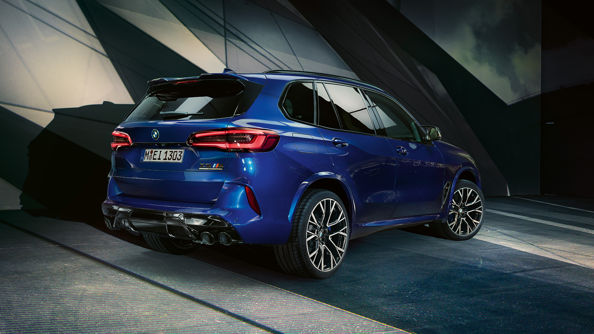 Bmw X5 M Competition Highlights New Vehicles Bmw Uk