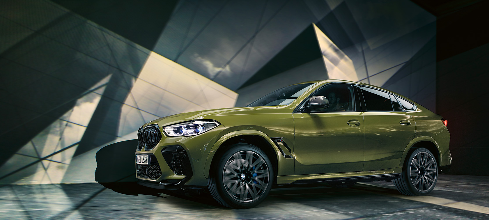 Bmw X6 M Competition Highlights New Vehicles Bmw Uk