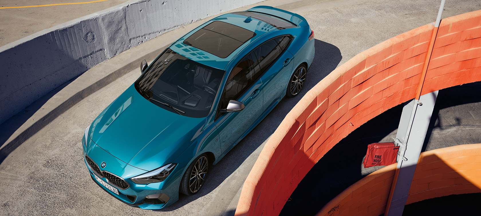 BMW 2 Series Gran Coupé : Highlights | New Vehicles | BMW UK