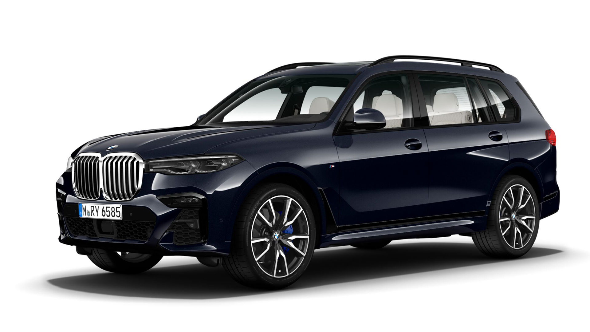 Bmw X Models Overview New Vehicles Bmw Uk