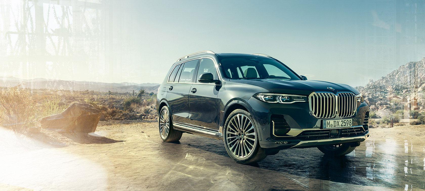 BMW X7 | New Vehicles | BMW UK