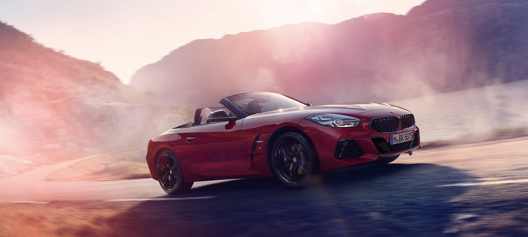 Bmw Z4 Roadster Inspire New Vehicles Bmw Uk