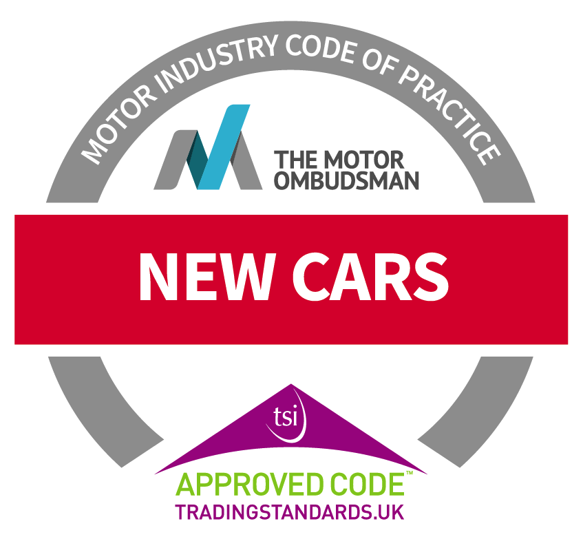 The Motor Ombudsman - New cars logo