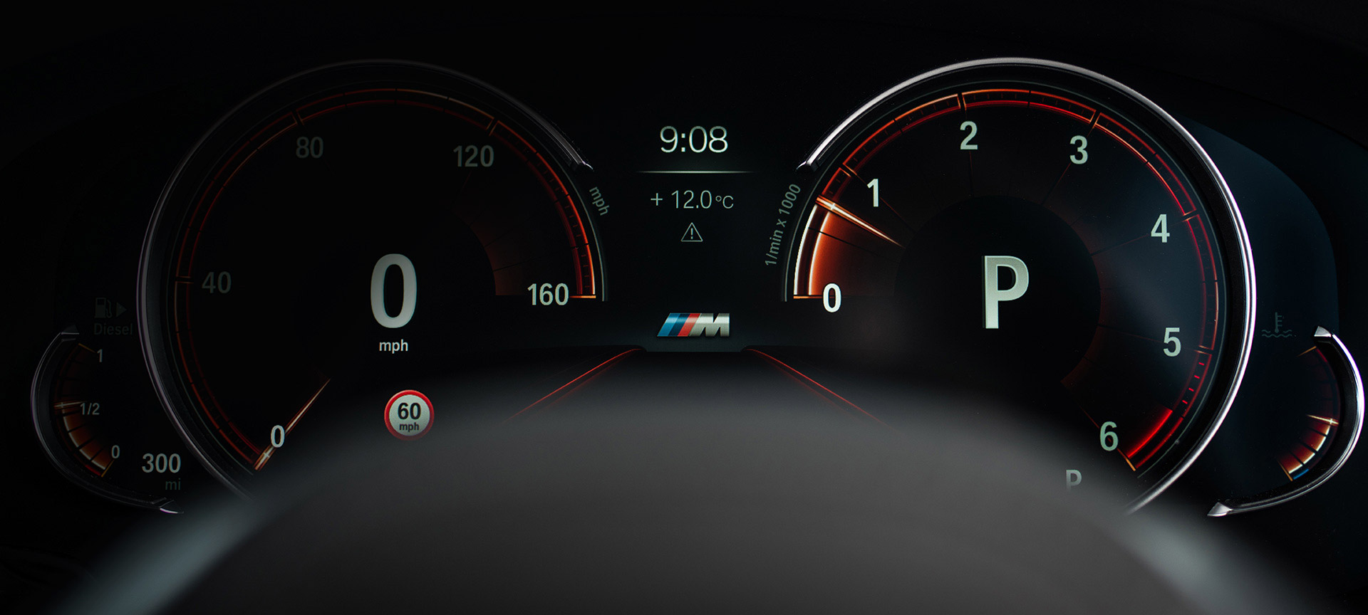 BMW Digital Display
